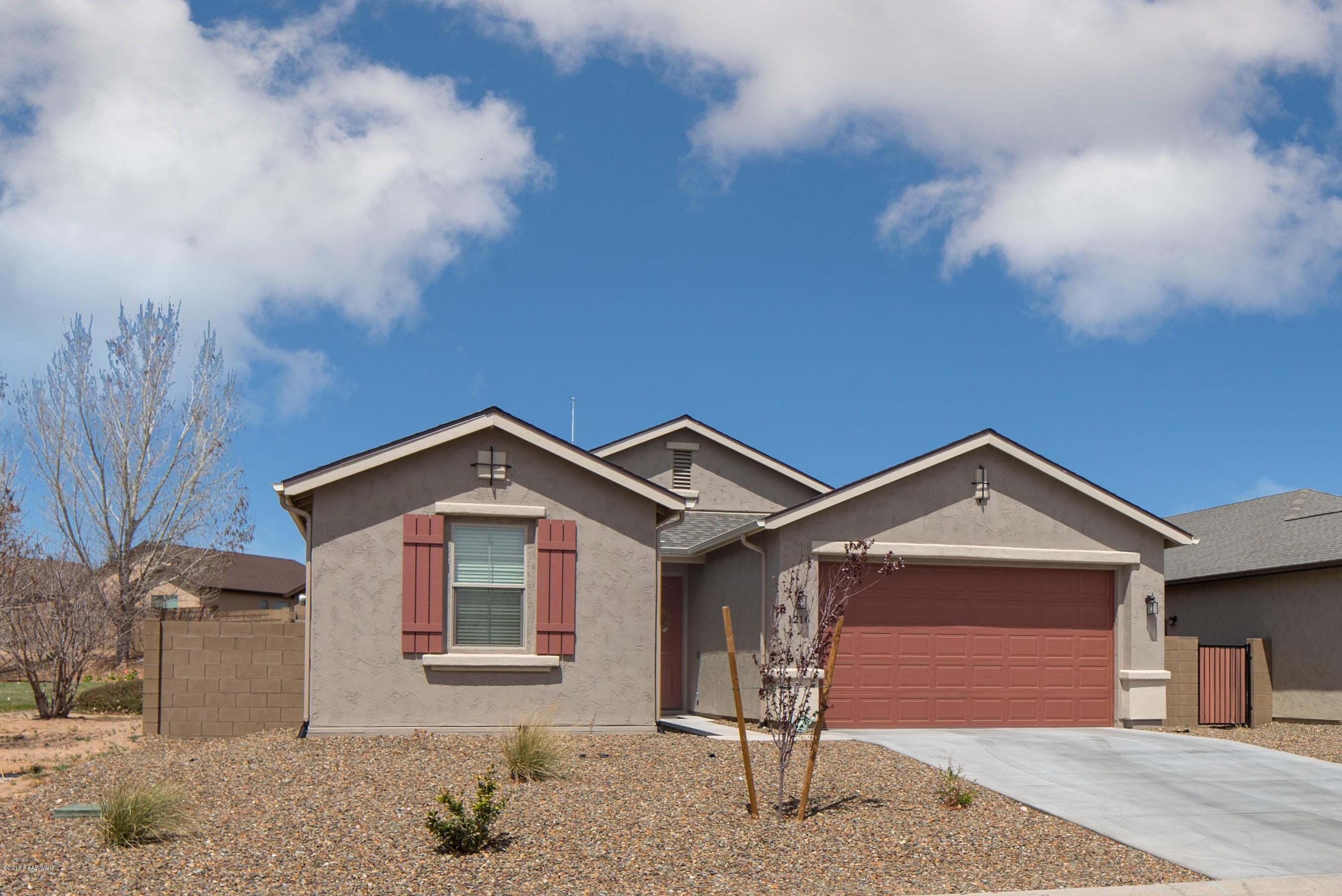 1216 Brentwood Way, Chino Valley, AZ 86323