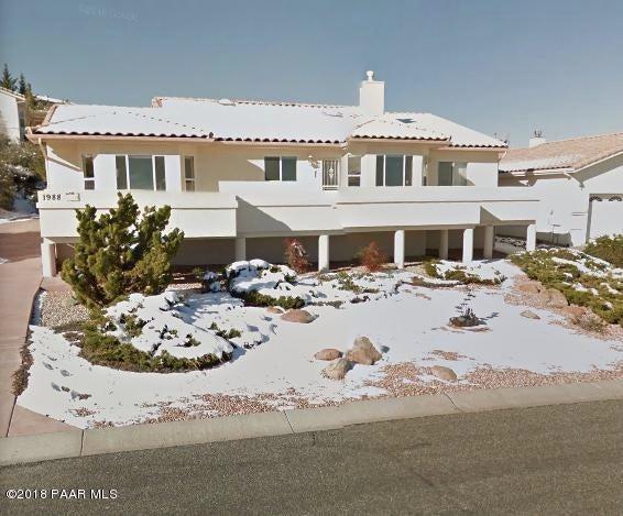 1988 St James Place, Prescott, AZ 86301