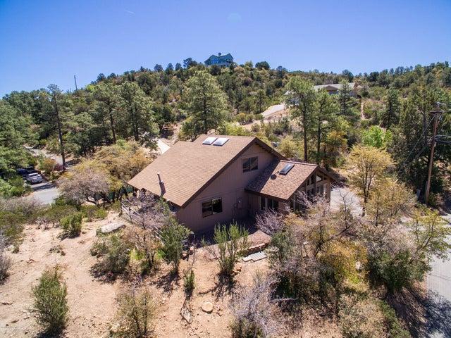 1253 Coyote Run for sale in the Mountain Club, Prescott, AZ
