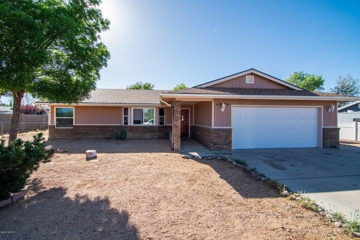 4820 N Agua Fria Drive, Prescott Valley, AZ 86314