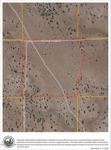28 W Antelope Run Road, Seligman, AZ 86337