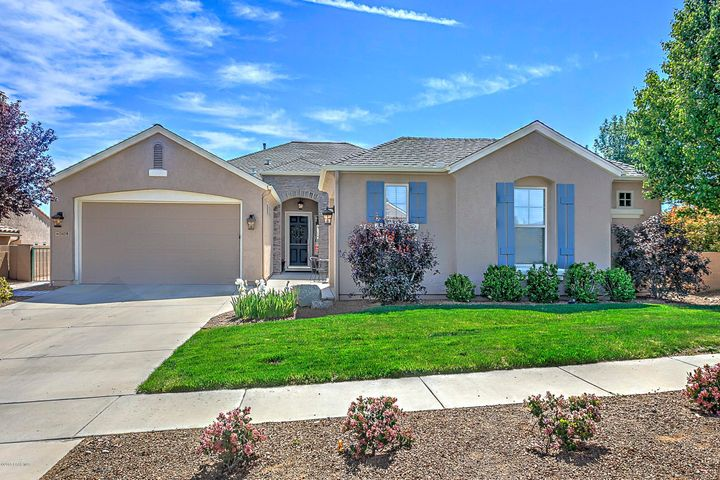 Prime Corner Lot Location with Pro Landscaping including Lush Green Grass Lawn