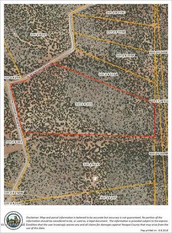 1116 N Gunners Mate Road, Seligman, AZ 86337