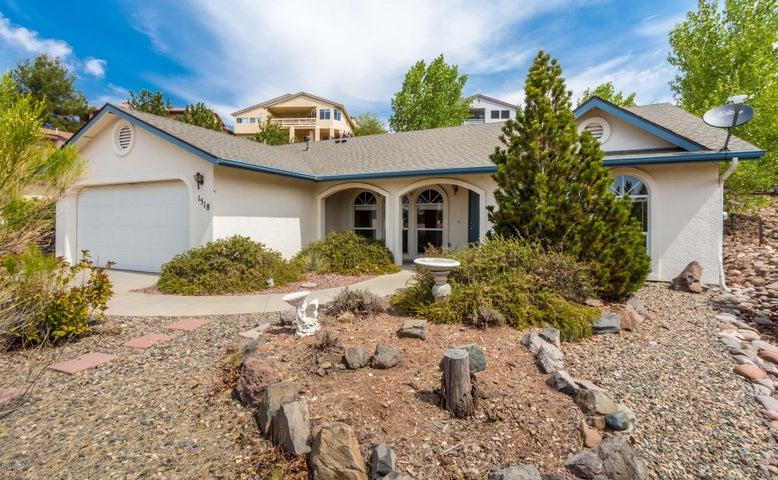 1518 Marvin Gardens Lane, Prescott, AZ 86301