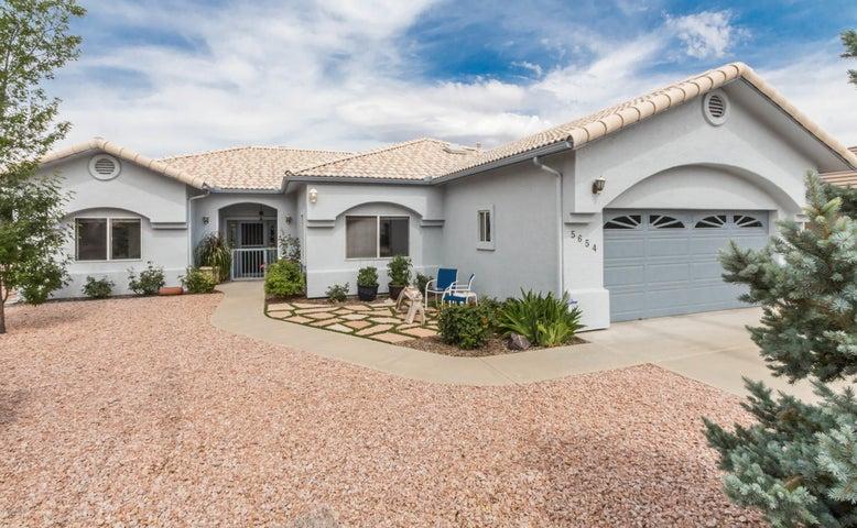 5654 Hole In One Drive, Prescott, AZ 86301