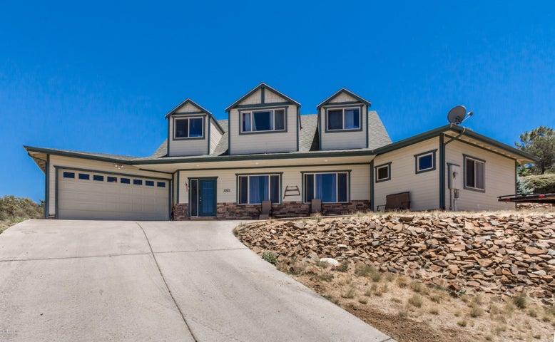 1021 N Turquoise Drive, Prescott, AZ 86303