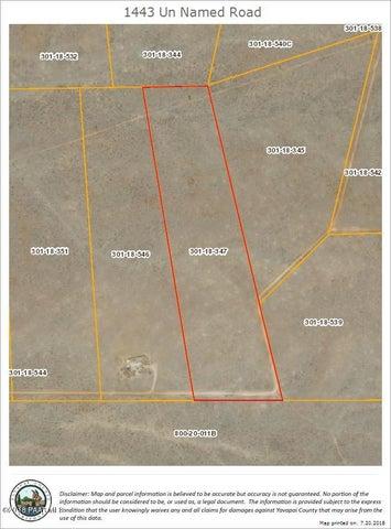 1443 Un Named Road, Seligman, AZ 86337
