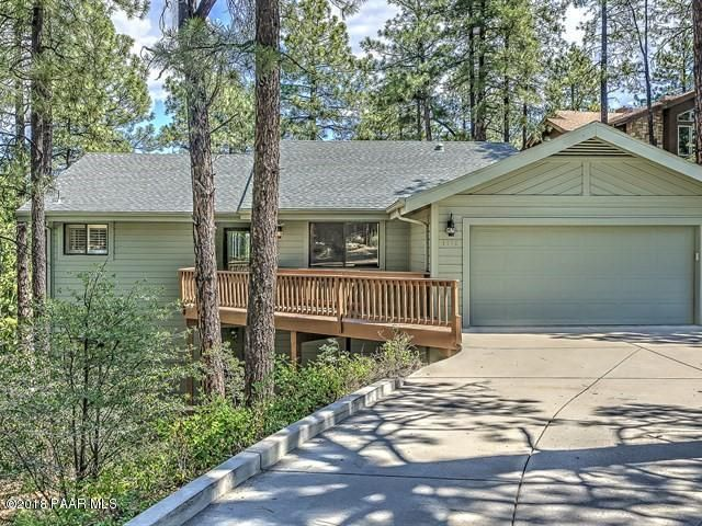 1172 Eagle's Nest Timber Ridge Prescott, AZ
