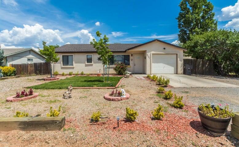 3731 N Dale Drive, Prescott Valley, AZ 86314