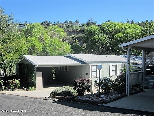 887 N Prescott Canyon Drive, Prescott, AZ 86301
