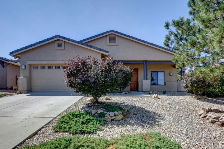 851 Crystal View Drive, Prescott, AZ 86301