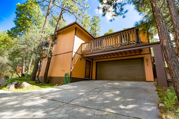 671 Copper Basin Road, Prescott, AZ 86303