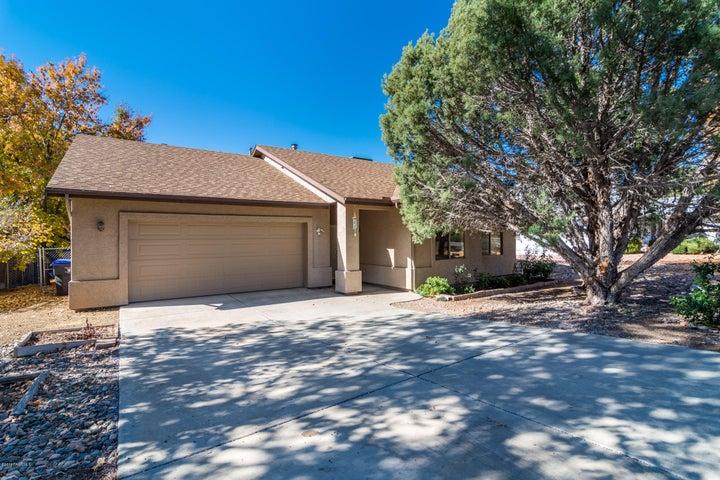 1164 N Cottonwood Spring Drive, Dewey-Humboldt, AZ 86327