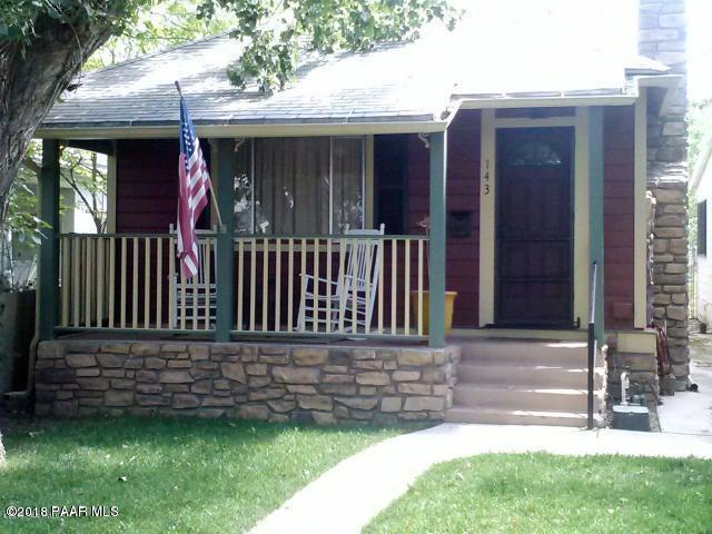 143 Garden Street, Prescott, AZ 86305