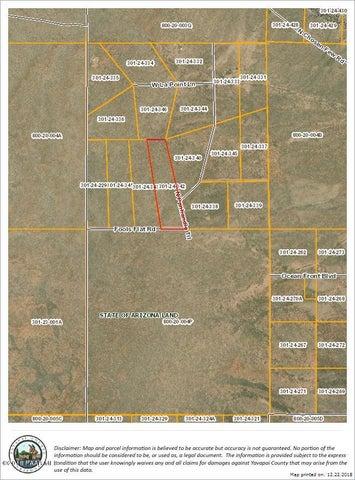 1169 Sierra Verde Ranch, Seligman, AZ 86337