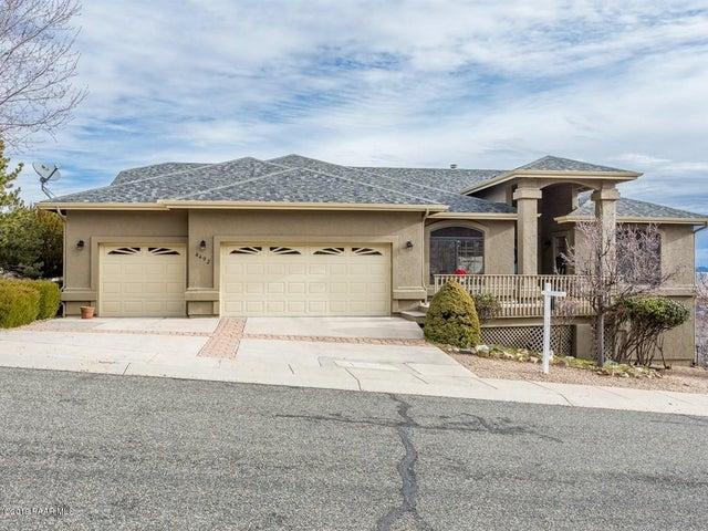 4492 Hornet Drive, Prescott, AZ 86301
