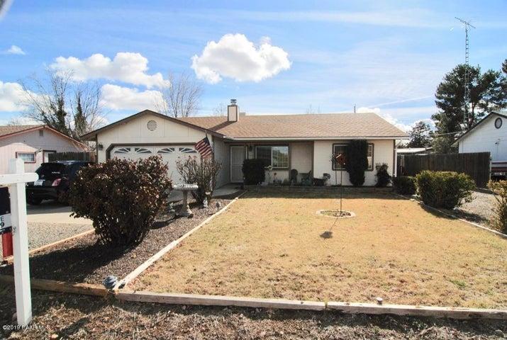 8043 E Loos Drive, Prescott Valley, AZ 86314