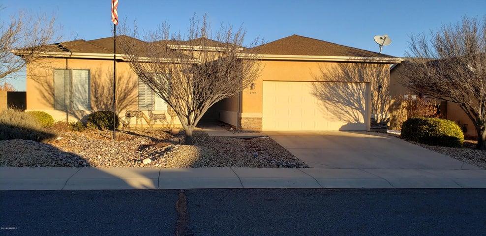 6493 E Stratford Drive, Prescott Valley, AZ 86314