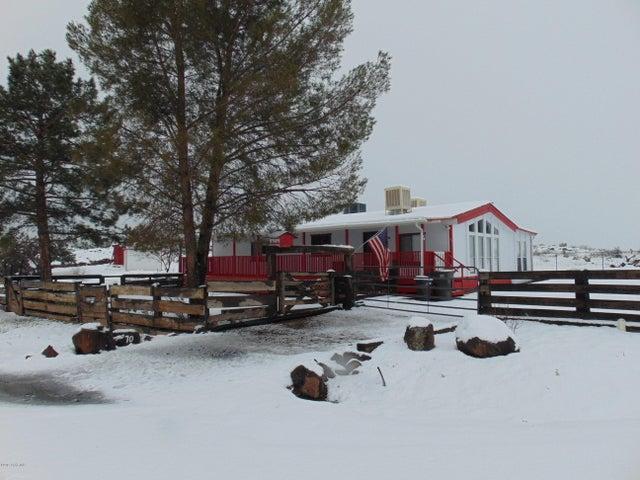 15370 S Rolling Ridge Drive, Cordes Lakes, AZ 86333