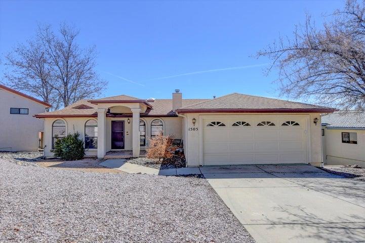 1505 Marvin Gardens Lane, Prescott, AZ 86301