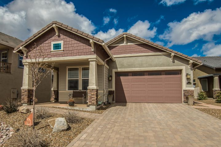 Make an appointment today to see this stunning one of a kind home in the lovely Astoria community of Prescott Lakes. Where no expense was spared.
