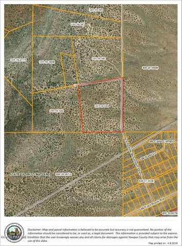 1244b Sierra Verde Ranch, Seligman, AZ 86337