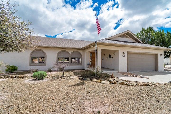 5759 Goldenrod Way, Prescott, AZ 86305