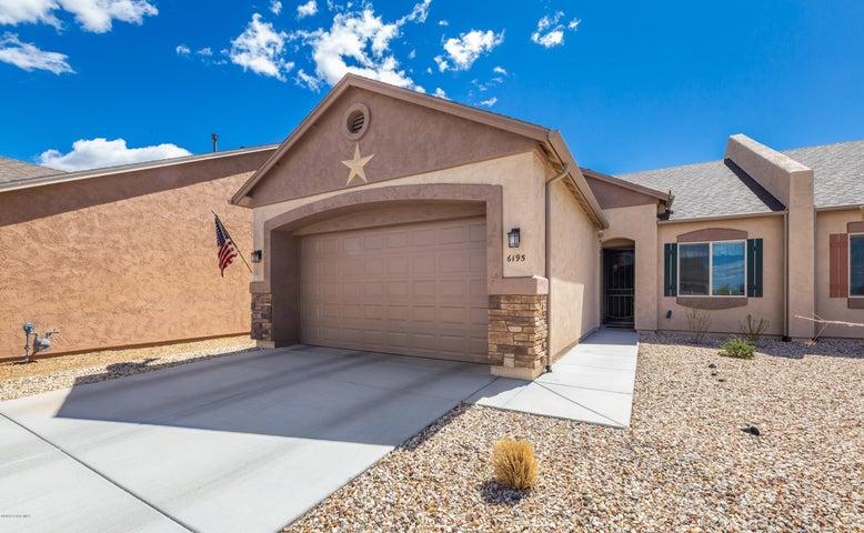 6195 E Thorne Lane, Prescott Valley, AZ 86314