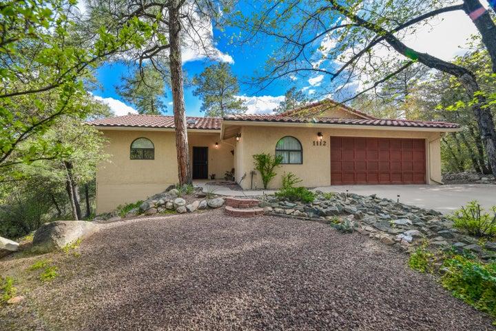 1112 Blue Granite Lane, Prescott, AZ 86303