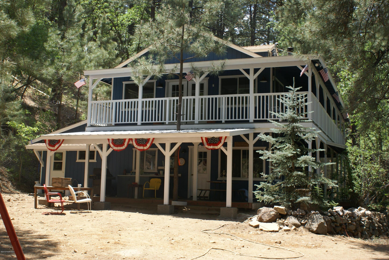 7935 S Breezy Pine Road, Mayer, AZ 86303