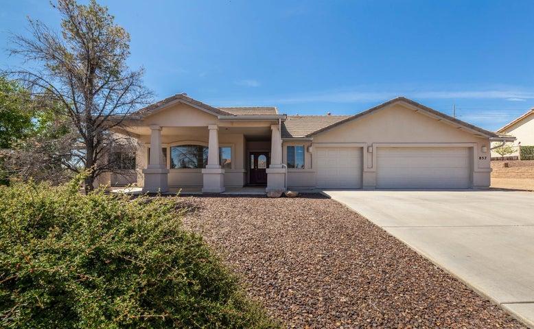 857 Panicum Drive, Prescott, AZ 86305