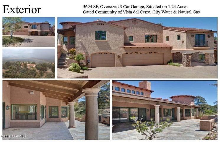 2381 Loma Vista Drive, Prescott, AZ 86305