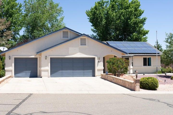 947 Lori Lane, Chino Valley, AZ 86323