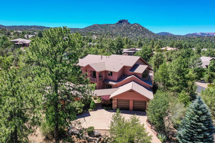 1667 Conifer Ridge Lane, Prescott, AZ 86303