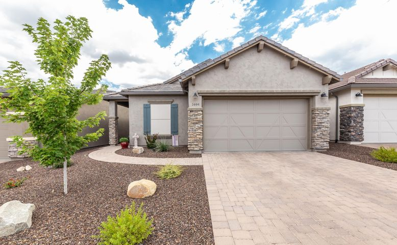 1494 N Range View Circle, Prescott Valley, AZ 86314