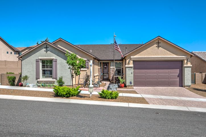 1019 N Wide Open Trail, Prescott Valley, AZ 86314