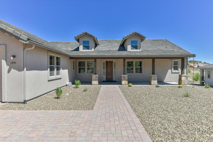 1991 Barrett Drive, Prescott, AZ 86301