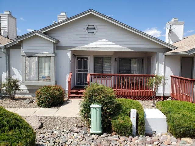 3070 Cascades Court, G14, Prescott, AZ 86301