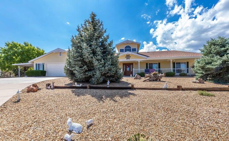 Longview Estates is a highly desirable Prescott neighborhood.