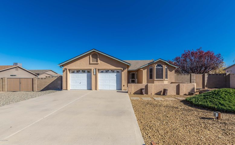 3001 N Mountain View Drive, Prescott Valley, AZ 86314