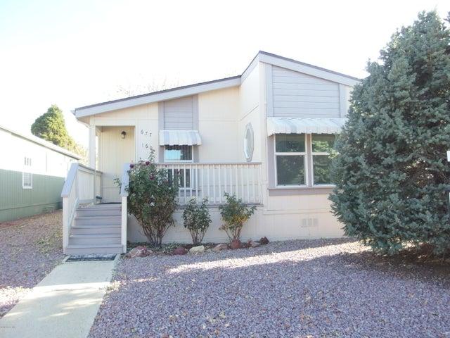 677 N Wild Walnut Drive, Dewey-Humboldt, AZ 86327