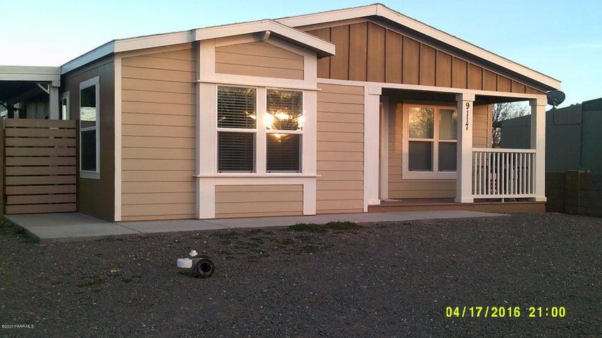 9117 E Whipsaw Lane, Prescott Valley, AZ 86314