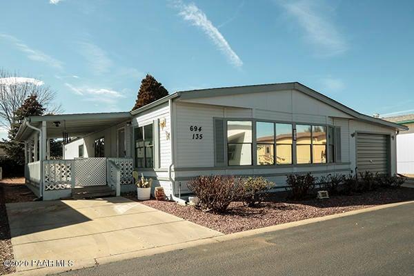 694 N Blue Spruce Drive, Prescott Valley, AZ 86327