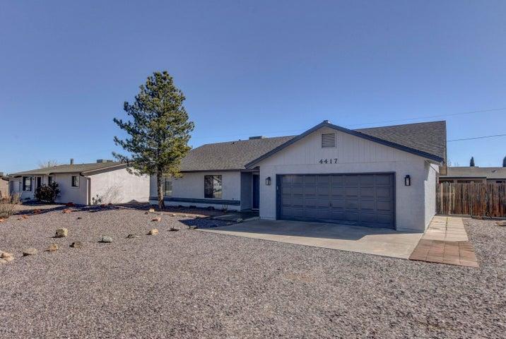 4417 E Sauter Drive, Prescott Valley, AZ 86314