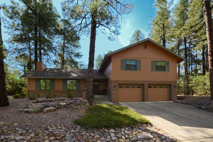 1145 E Timber Ridge Road, Prescott, AZ 86303
