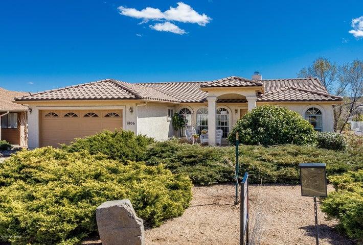 1806 Reading Lane, Prescott, AZ 86301