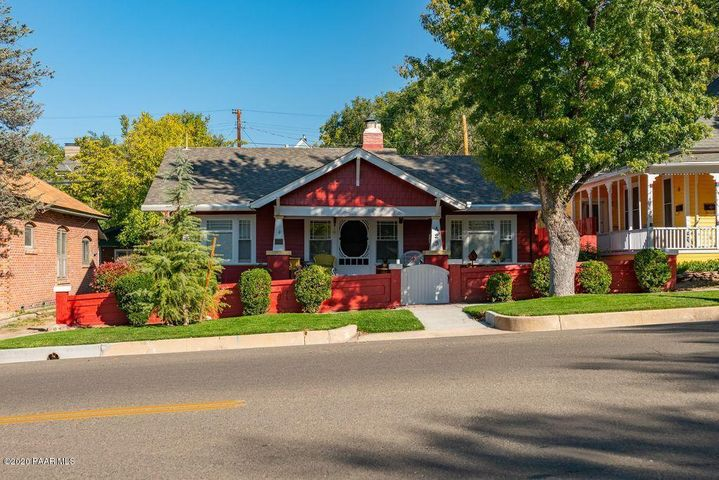 123 S Pleasant Street Prescott AZ 86301