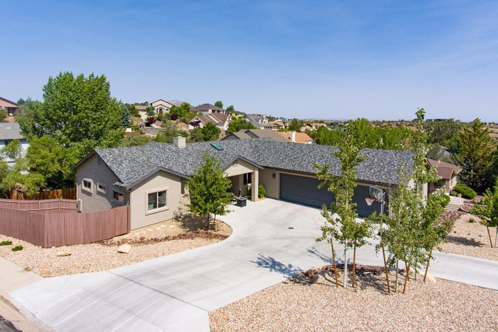 1502 Eagle Point Drive, Prescott, AZ 86301
