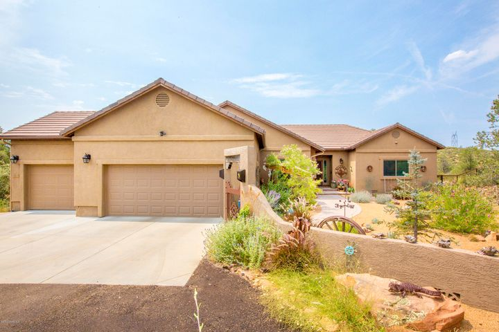 4910 W Dream Weaver Lane, Prescott, AZ 86305
