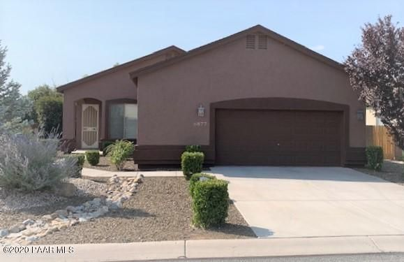 6877 E Yellowglen Drive, Prescott Valley, AZ 86314